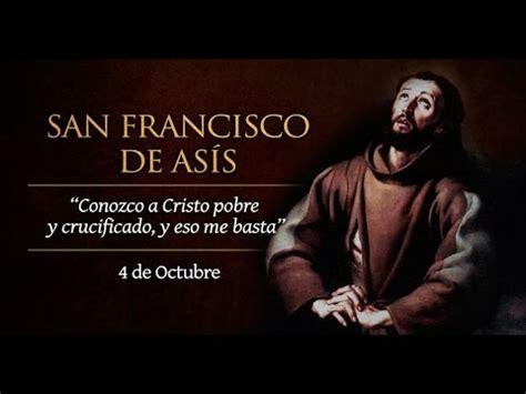 quien era san francisco de asis son san francisco de as 237 s chapinlandia youtube