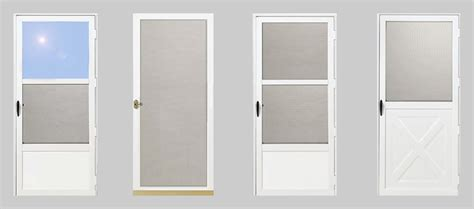 windows need new screen door we can either rescreen your existing screens or make and