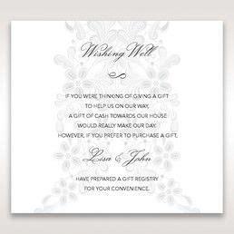 wedding invitations wishing well cards wishing well cards i wedding stationery sets