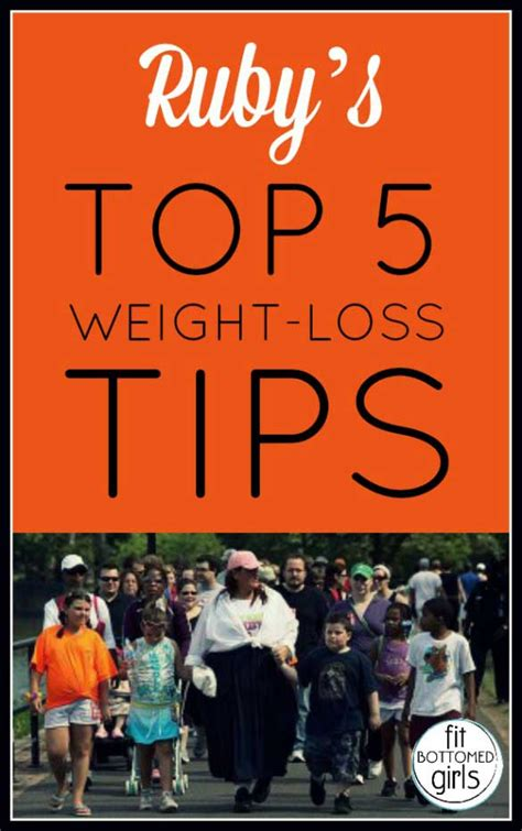 5 weight loss tips 5 weight loss tips from ruby