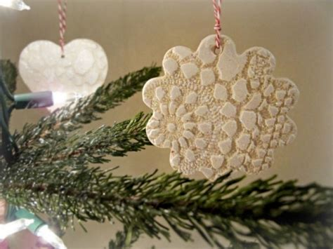 air dry clay ornaments polymer clay