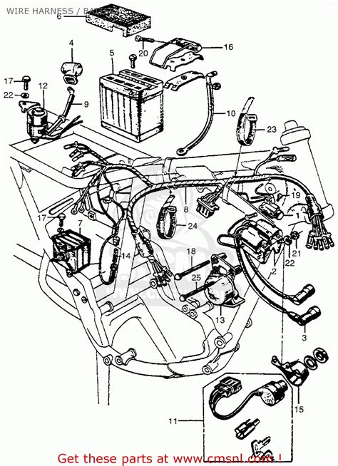 cb450 wiring diagram cb450 wiring exle and images