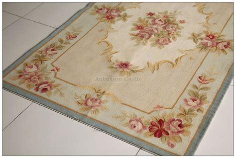 3x5 light blue aubusson area rug shabby pink