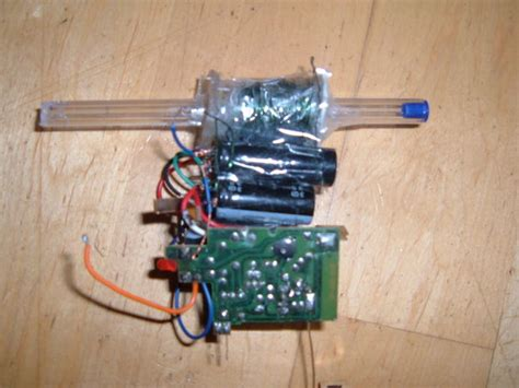 capacitor coil gun projects with capacitors