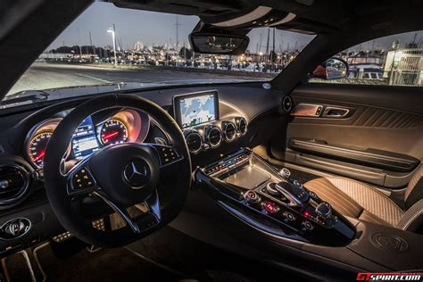 Mercedes Amg Gt Interior by 2015 Mercedes Amg Gt S Review Gtspirit