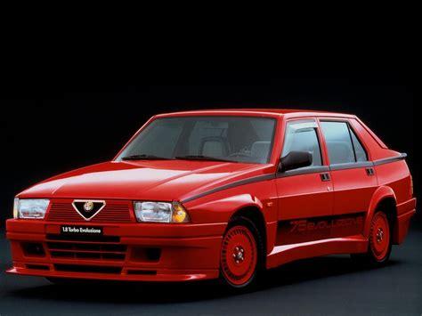 alfa romeo 75 turbo foto racing alfa romeo 75 turbo evoluzione imsa alfa