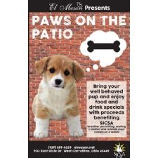 Paws On The Patio by Paws On The Patio