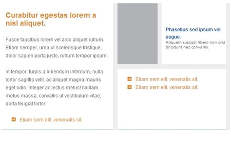 html nested layout html nested tables css