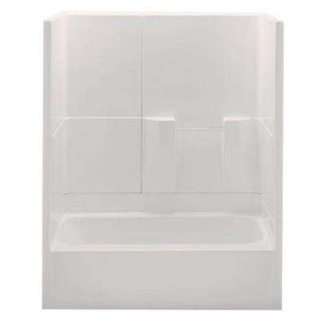 Bathtub Shower Combo Home Depot by Bathtub Shower Combos Alcove Tubs The Home Depot