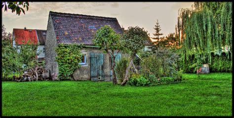 german garden house hdr creme