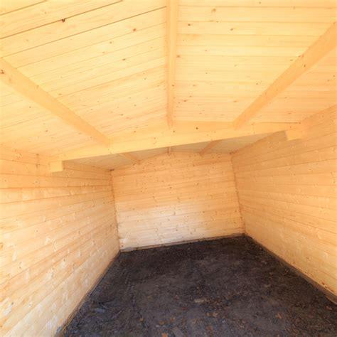 chalet jardin 1684 garage en bois royal 20 83 m 178