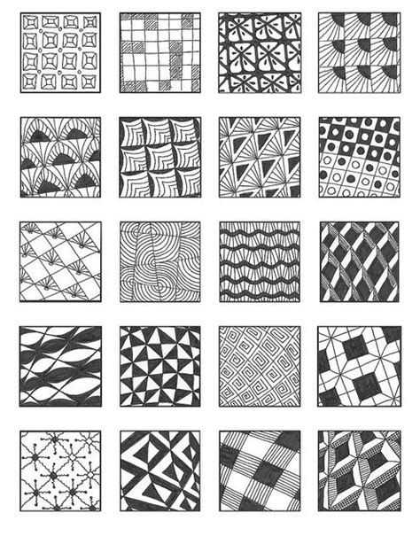 design pattern explained simply pdf zentangle patterns grid 2 flickr photo sharing my