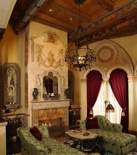 tuscany home decor tuscan style decorating home pinterest