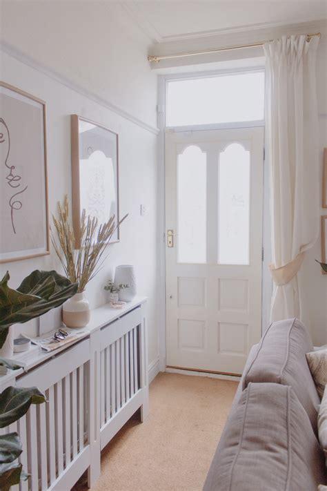 create  entryway narrow entryway decor wall