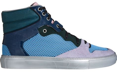 Balenciaga Patchwork Sneakers - balenciaga patchwork sneakers fashion