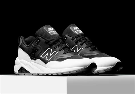 New Balance 580 the re engineered new balance 580 gets a tuxedo colorway