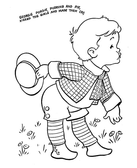 free coloring pages of rhyming words