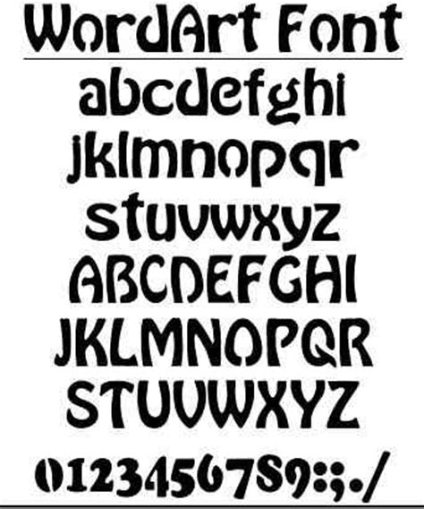 font text pattern wooden toy patterns templates woodworking projects plans