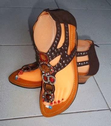 Baru Sandal Wedges Wanita Cantik Elegan Sdw94 2 sandal wanita cantik wedges jual sandal cantik sandal wanita