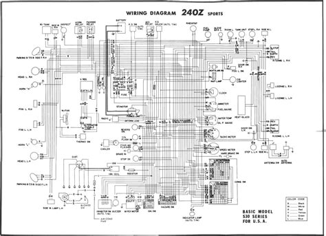 nissan 240 ignition wiring diagram get free image about