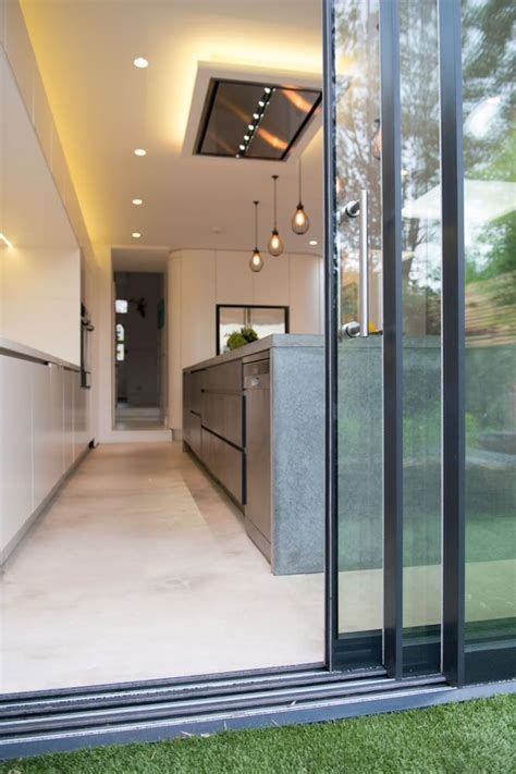 Frameless Glass Patio Doors Frameless Sliding Glass Patio Door System Slimline Glazing Aluminium Systems Aluminium And