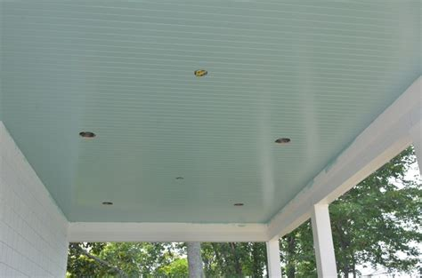 Exterior Ceiling Paint by 25 Best Ideas About Blue Ceilings On Blue