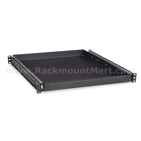 Sliding Shelf by Ra7244 Sp Ra7244 Vp 1u 20 Quot Vented Rack Mountable