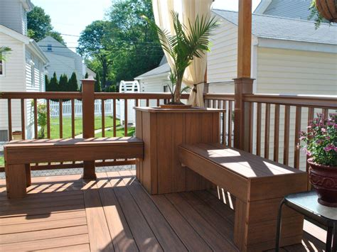 Cleaning Composite Decks Hgtv Deck Patio Design Pictures