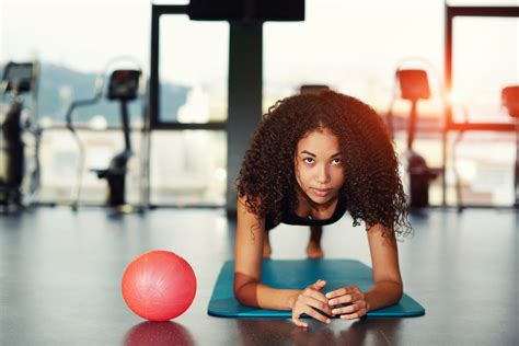 5 sweat free workouts for naturals curls understood