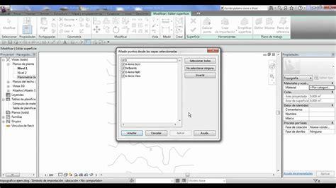 tutorial revit topografia revit tutorial topografia 1 youtube