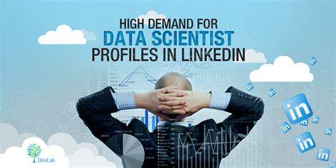 Linkedin Data Science Mba College by High Demand For Data Scientist Profiles In Linkedin