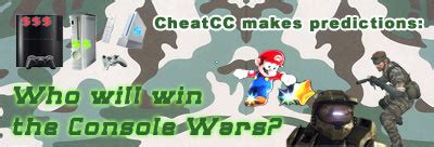 cheat code central article: who will win the console wars?
