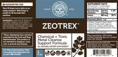 Toxic Detox Challenge by Dr S Chemical And Toxic Metal Cleanse Kit