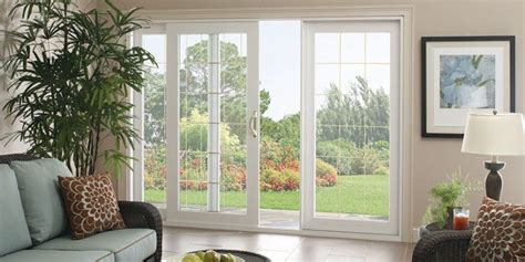 Patio Door Options by Patio Door Ideas And Options From Sunview Windows And