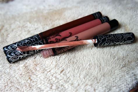 Preloved D Bow N Arrow kvd everlasting liquid lipsticks bow n arrow and vira the beautynerd