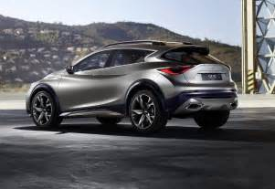 Infiniti Automobile Infiniti Qx30 2016 The Car To Make You Take Infiniti