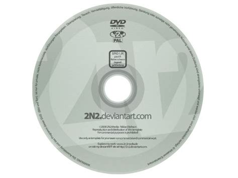 Free Cd Label Template For Photoshop