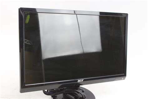 Monitor Lcd Wide Screen acer p205h 20 quot widescreen lcd monitor property room