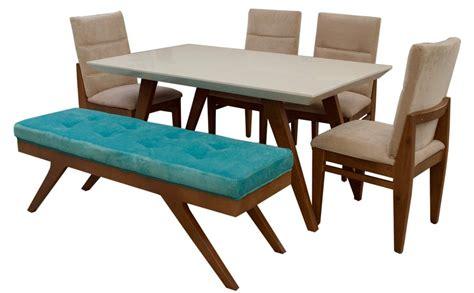 comedor alto 4 sillas comedor beyee fabou muebles 4 sillas y banca moderno