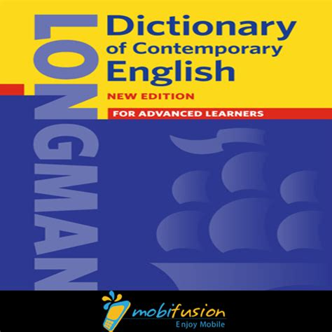The Contemporary Dictionary Second Edition longman dictionary of contemporary 5 audio edition appstore for android