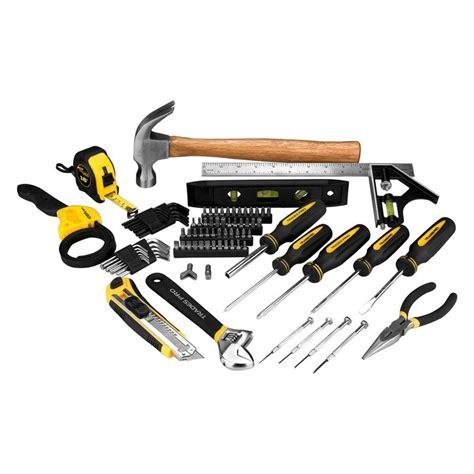Tool Kit 100 Pcs Kenmaster Kenmaster Tool Kit 100 Pcs trades pro 174 835099 100 pcs home tool set