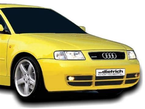Audi S3 8l Spoiler by S4 Front Bumper Spoiler For Audi A3 8l Spoiler Shop
