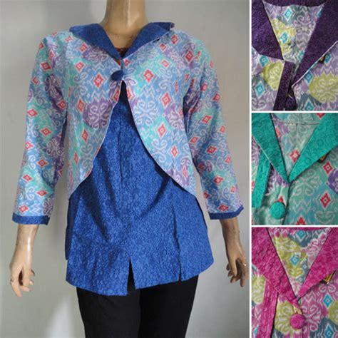 Baju Atatasan Wanita Kemeja Wanita Pakaian Wanita 576 02 91 produsen seragam batik grosir baju batik ter murah