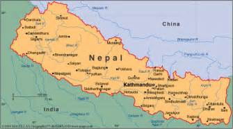 Nepal Maps by Nepal Introduction