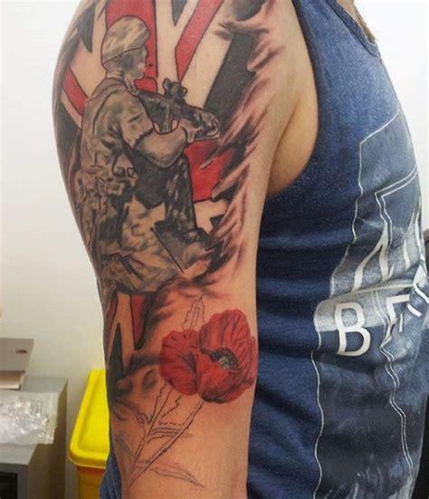 battle tattoos designs 100 tattoos for memorial war solider designs