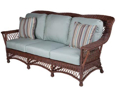 indoor wicker sofa sleeper sofas indoor wicker sofas loveseats