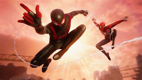 miles morales  parker  hd marvels spiderman