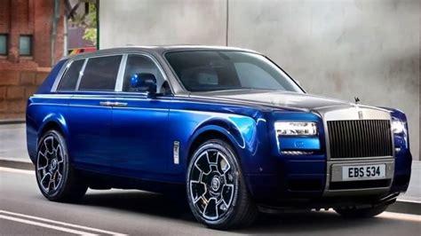 2018 Rolls Royce Cullinan Suv