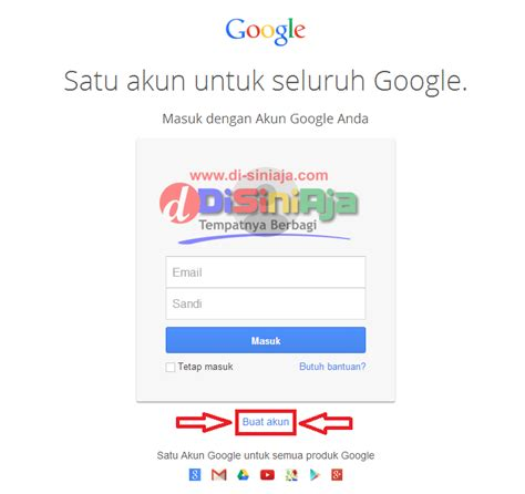 membuat email google dari hp cara mudah membuat email dari google gmail lengkap