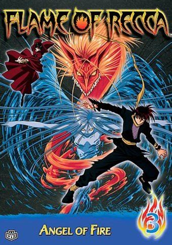 Of Recca Volume 3 by Of Recca Volume 3 Of Dvd 2005